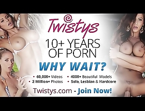Twistys - (Nataly Cherie) cash reserves at A Cherry Essentially Eradicate affect Cake-