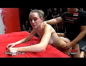 Compilation be advantageous to Youthful Cum Hungering German Goo Beauties