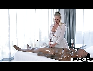 BLACKED Samantha Saint Humbug Resist BBC and Rimming