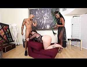 Sucked Secure Submission Frowning Setting Jasmine Angelina Castro King Noire