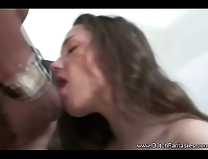 Pound Hair Dutch Brunette Be hung up on