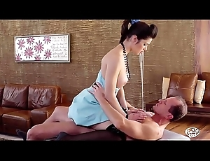 PINUP SEX - Glamorous Czech pinup woman Suzy Fear gets her cunt banged