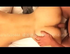 Chinese Girl-Chen Adulate Doggy Fuck by boyfriend in Netherlands