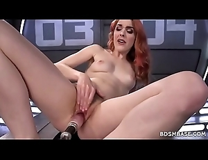 Machine fucking solo roughly Amarna Miller