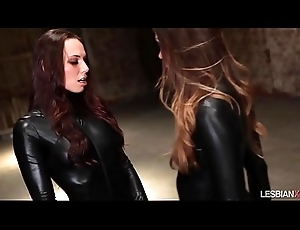 Tori Black With an increment of Aidra Fox, Staggering Several
