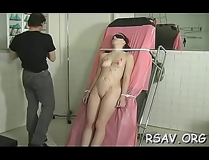 Sexy increased by big s&m act