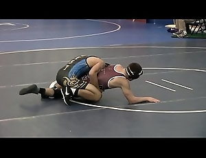 USA Wrestling Domination PIN 3