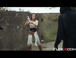 Adriana Chechik In Star Wars A catch Resume Temptation 3
