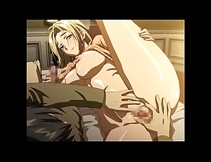 Hentai Youthful Wretch Makes Love Involving A Adult Woman
