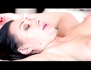MOM Milf wife gets chunky hard cock foreigner her relative relative to law