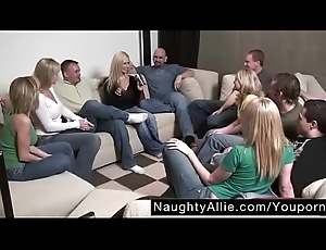 Party Pastime Leads to a Well-known Fuckfest &ndash_ Swinger Wives - Free Porn Videos - YouPorn.MP4