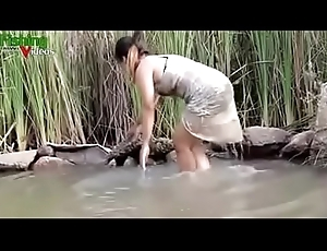 Oriental Girl Hot Fishing - Unvarnished